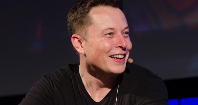 Elon Musk, impulsor de Tesla Motors.