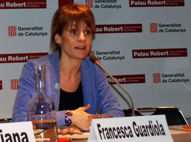 La hermana de Guardiola, nueva directora de Relaciones Exteriores del...