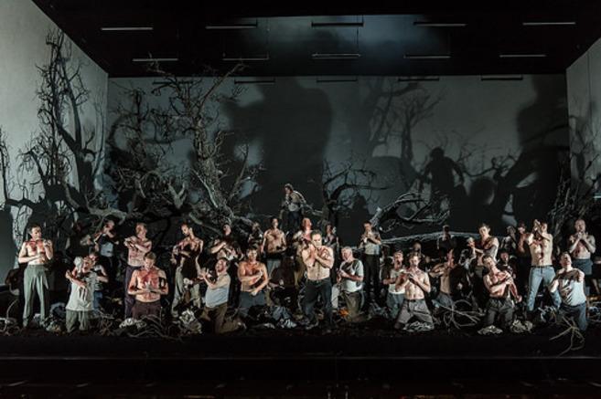 La ópera de Rossini 'Guillermo Tell' representada por...