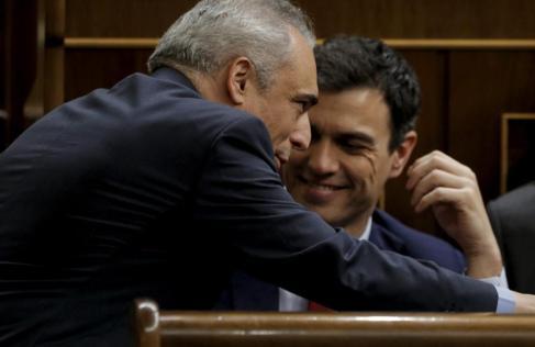 El presidente de la gestora del PSM y diputado nacional, Rafael...