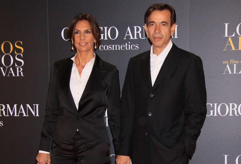Parecía imposible, pero Imanol Arias (59) y Pastora Vega (55) no...