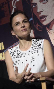 Elena Anaya. La discreción de Elena Anaya (39) sobre su vida privada...