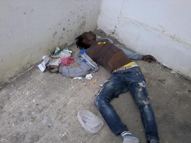 Mamadou Kone, costamarfileño de 28 años, falleció ayer en el...