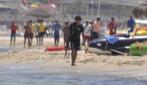 Captura de vídeo en la que se ve al terrorista Seifeddine Rezgui en...