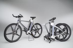 <strong>CONECTADA.</strong> Esta bicicleta está conectada...