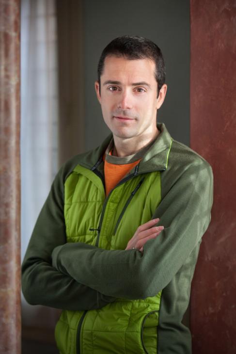 El galardonado Bernat Ollé