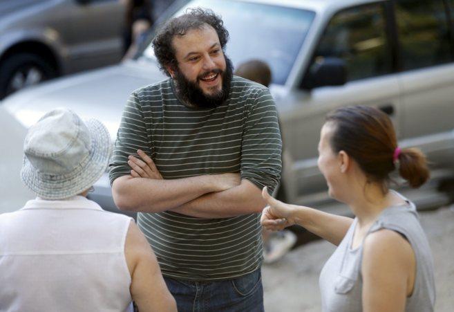 El concejal de Ahora Madrid, Guillermo Zapata