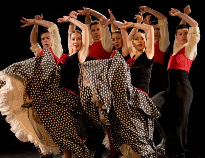 Gala Para Un Pais De Bailarines Cultura El Mundo