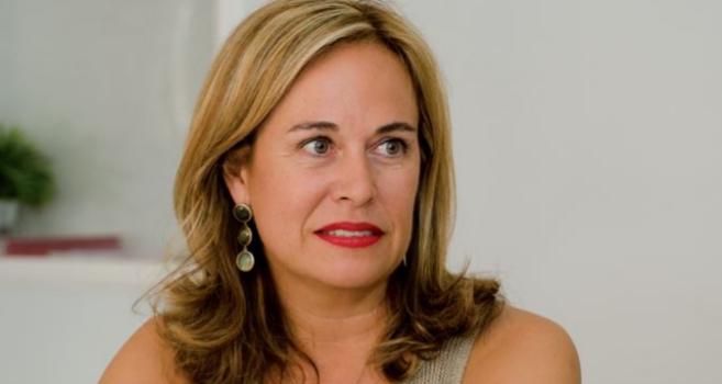 La emprendedora Elena Gómez del Pozuelo.