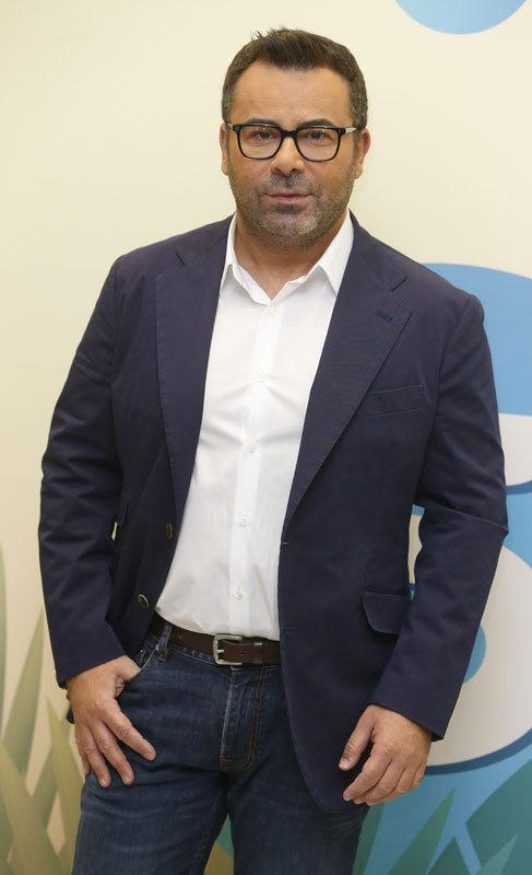 Jorge Javier Vázquez. No hay ahora mismo un presentador con más...