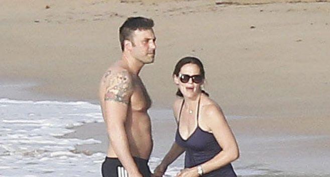 La pareja de actores, en Puerto Rico, en una imagen de archivo.