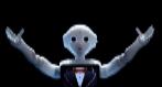 """Presentación del androide """"con corazón"""", Pepper."""