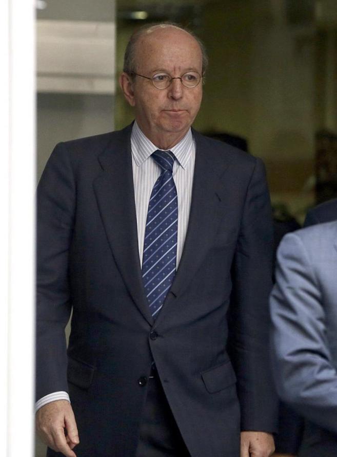 Rafael Spottorno, ex jefe de la Casa Real.