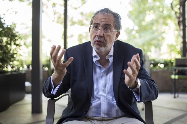 Miguel Henrique Otero, director de 'El Nacional'