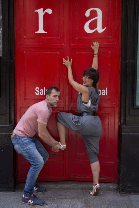 Alfonso Mendiguchía y Patricia Estremera, pareja profesional y...