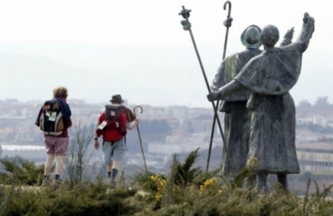 Una de las rutas Los Caminos de Santiago.
