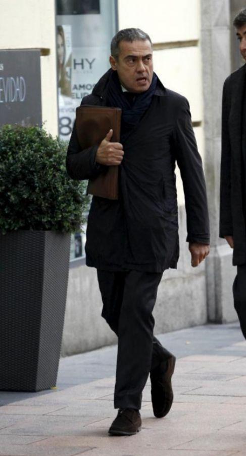 Jordi Puig, al declarar en la Audiencia por el caso Pujol Jr.