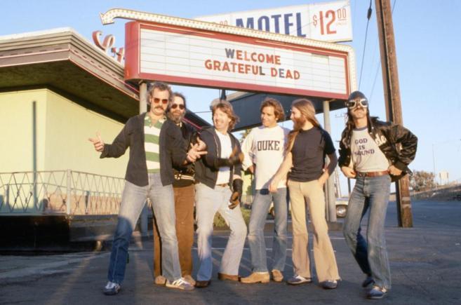 El grupo psicodélico californiano en una de sus fotos promocionales.