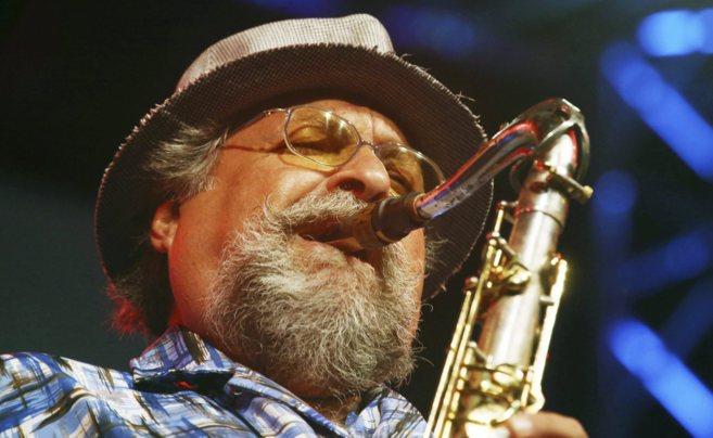 El saxofonista Joe Lovano.