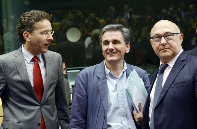 Jeroen Dijsselbloem, el nuevo ministro de Finanzas de Grecia, Euclid...