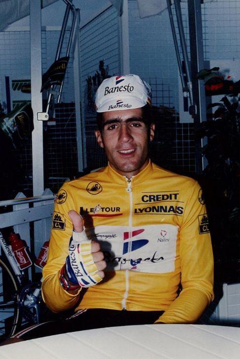 Miguel Indurain es el deportista más importante de Navarra. Del...