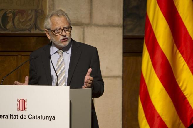 Carles Viver Pi-Sunyer, presidente del comisionado para la...