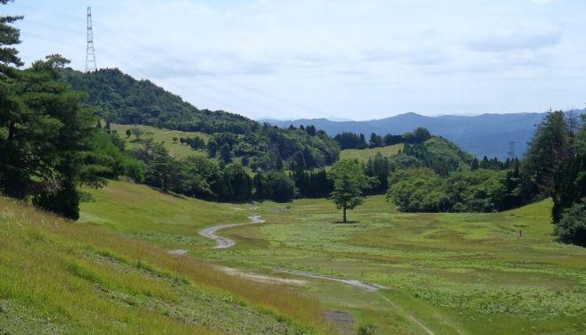 El campo de golf abandonado de Kioto, donde  Kyocera construye su...