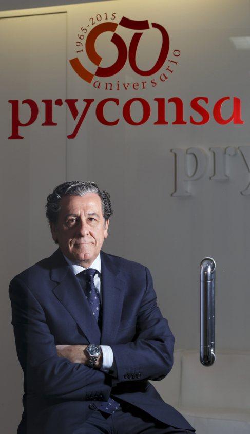 José León, director general de Grupo Pryconsa.