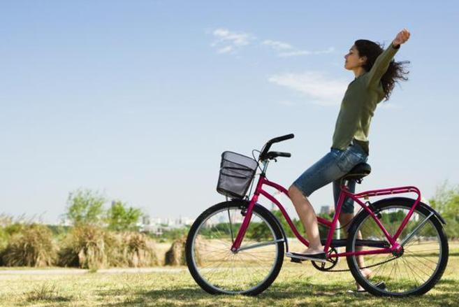 cuantos km hay que hacer en bici para estar en forma