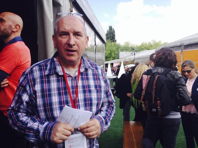 Michel Bauwens, referente obligado de la economía y sociedad que...