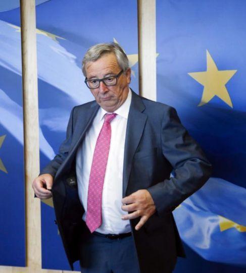 Jean-Claude Juncker, presidente de la Comisisón Europea