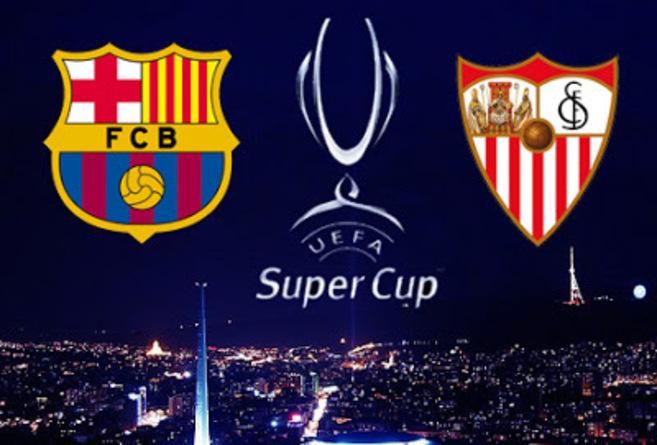 Cartel de la Supercopa de Europa 2015