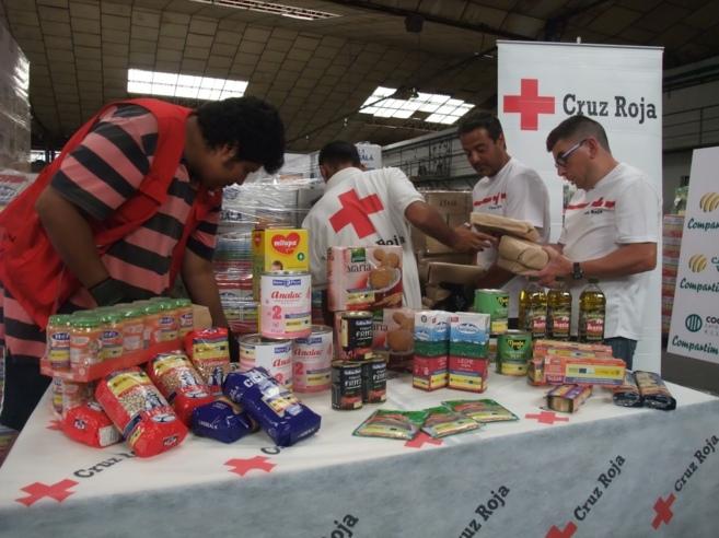 Cruz Roja Castellón reparte más de 280.000 kilos de alimentos en ...