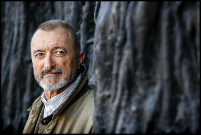 Arturo Pérez-Reverte, Premio Columnistas del Mundo.