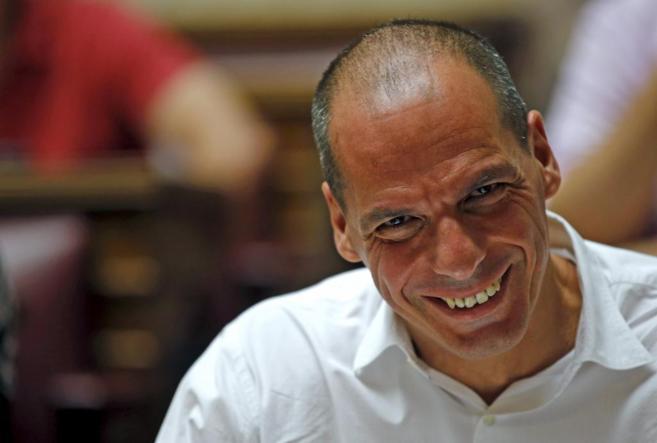 El ex ministro de Finanzas griego, Yanis Varoufakis.
