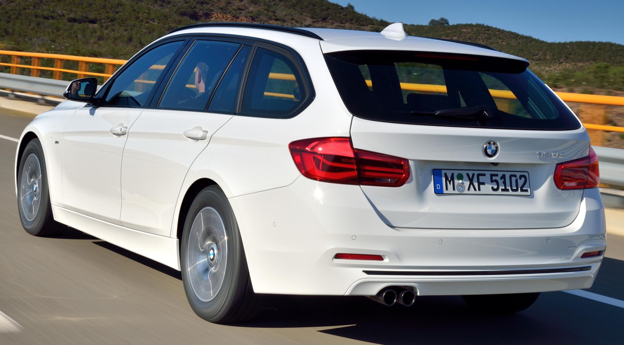 El Bmw Serie 3 Ya Tiene Precio Desde 32 600 Euros Motor El Mundo