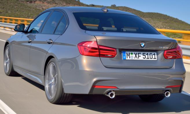 El Bmw Serie 3 Ya Tiene Precio Desde 32600 Euros Motor El Mundo