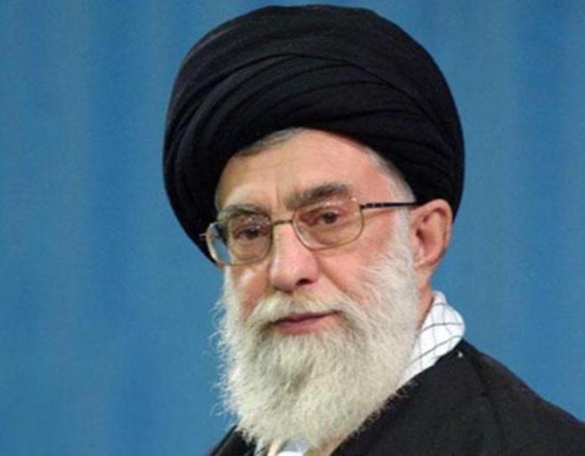 El ayatolá Alí Jameneí en una foto de archivo.