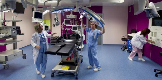 Bloque Quirúrgico B del Hospital de Galdakao