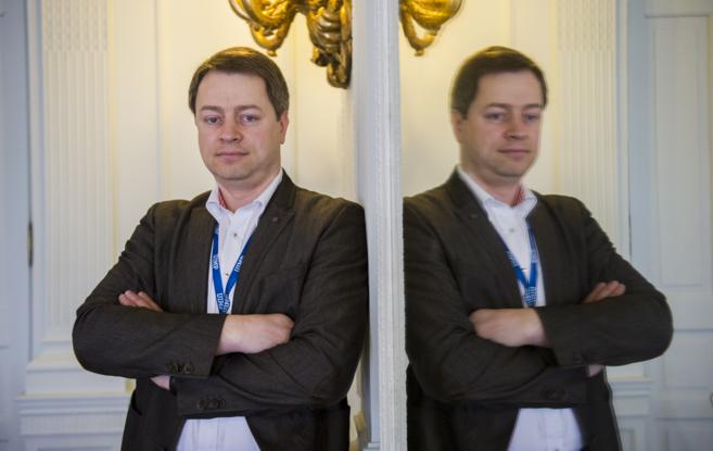 Virgilijus Jasiukevicius asesor del Laboratorio GSK