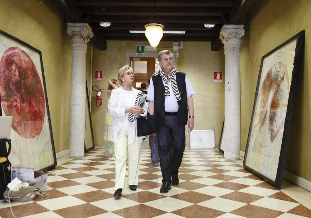 Daniel y Florence Guerlain. La fundación de arte contemporáneo...