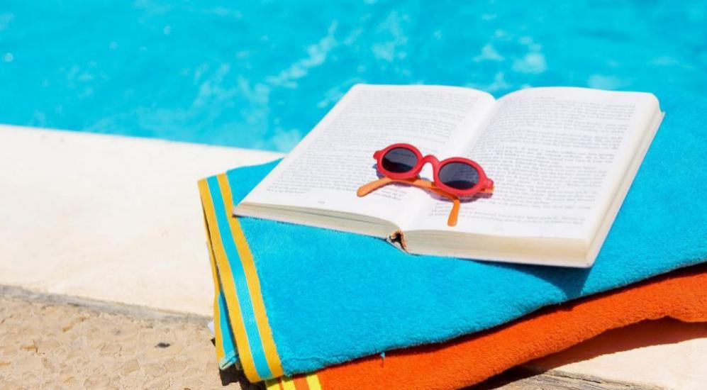 Resultado de imagen de libros y verano