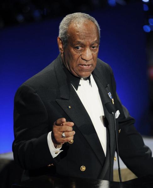 Bill Cosby en una entrega de premios en Nueva York, en marzo de 2009.