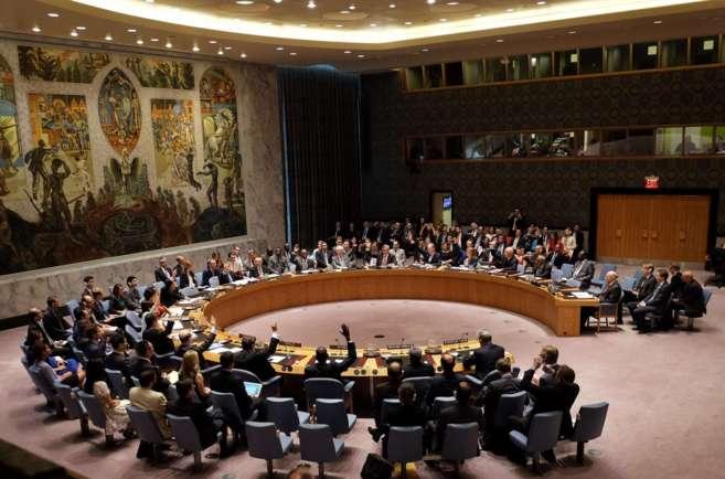 Miembros del Consejo de Seguridad de la ONU en Nueva York