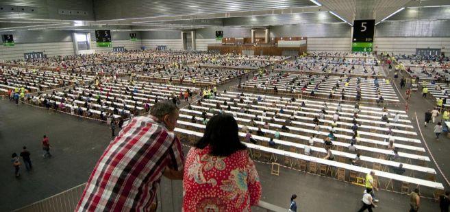 Una OPE celebrada en el BEC en 2012