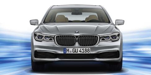 BMW Serie 7 740e