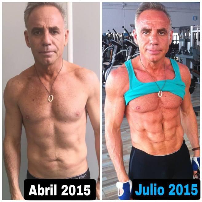 El arquitecto Joaquín Torres, antes y después de su intenso...