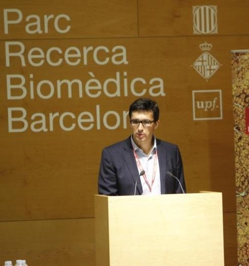 El director de desarrollo de negocio de Biocat, Jordi Fabrega