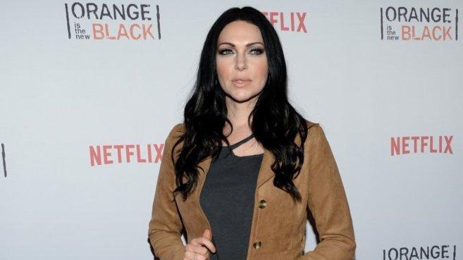 La actriz Laura Prepon.