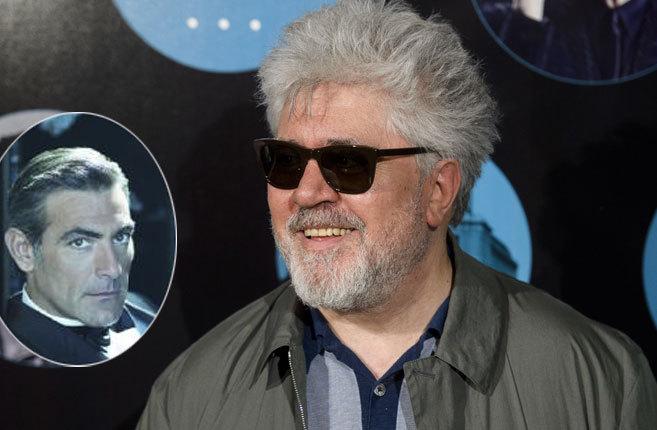 El director Pedro Almodóvar, en el Teatro Real, este martes.